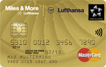 Miles & More Credit Card Gold